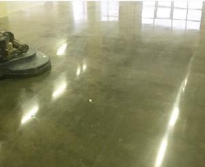 полированный бетон воронеж - промышленные помещения, склады