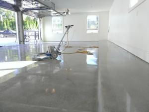 полированный бетон воронеж - торговые помещения